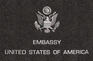 There is a relatively risk-free option available via the US Embassy in Mexico for citizens of third countries, which may end soon due to Consular reassignment.