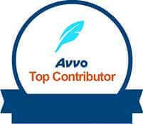 Avvo Top Contributor logo