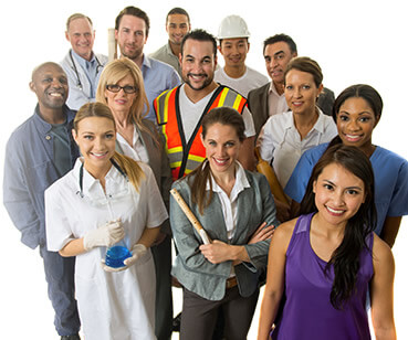 a group of employment-based immigrants to the U.S.