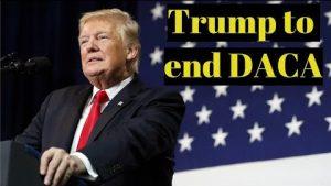 Trump ending DACA immigration graphic