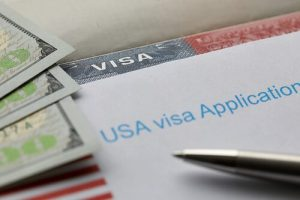 USA Visa application
